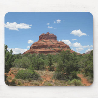 Sätta en klocka på sten, Sedona, Arizona Musmatta