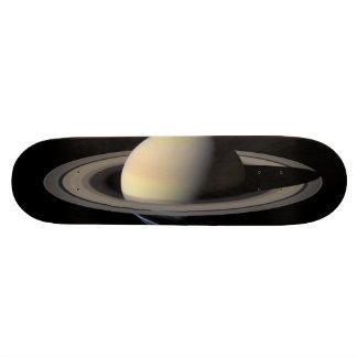 Saturn från Cassini Skateboard Bräda 21,5 Cm