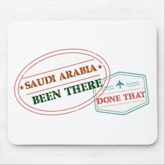 Saudiarabien där gjort det musmatta
