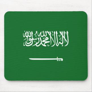 Saudiarabien flagga Mousepad Musmatta