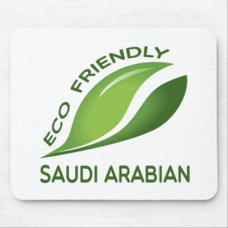 Saudiarabisk Eco vänskapsmatch. Musmatta