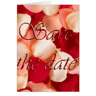 Save~the~Date Hälsningskort