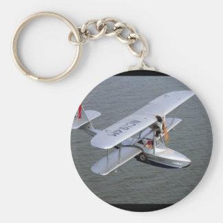 Savoia Marchetti S-56, flyg 1930_Classic Rund Nyckelring