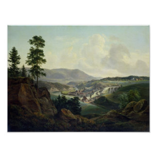 Sawmill i norgen, 1827 poster