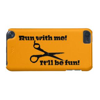 Sax - kör med mig! Den ska är rolig! iPod Touch 5G Fodral