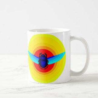 Scarab Kaffemugg