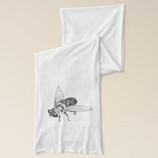 Scarf för konst för insekt för gåvor för bi för sjal