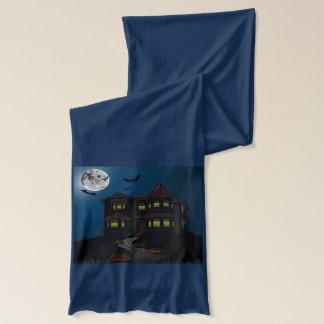Scarfhappy halloween sjal