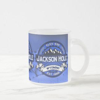 Scenisk mugg för Jackson Hole färg