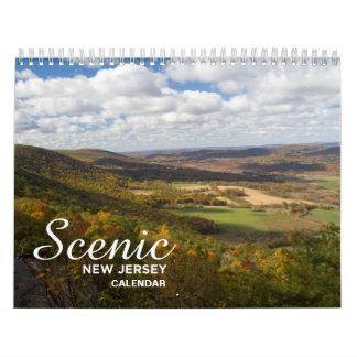 Sceniskt nytt - jerseykalender kalender