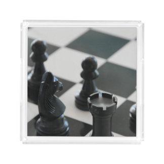 Schack Bricka