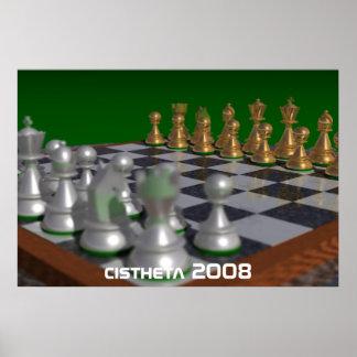 schack cistheta 2008 poster