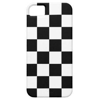 Schackbräde för neon för Corey tiger80-tal iPhone 5 Skal