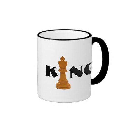 schackkung kaffe koppar
