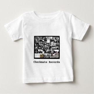 Schackmatt skjorta (småbarn) tee shirt