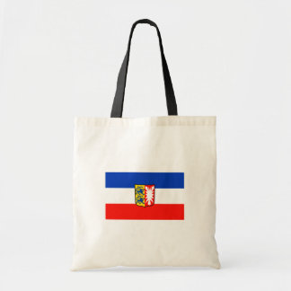 Schleswig-Holstein Flagge Einkaufstasche