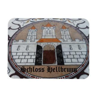 Schloss Hellbrunn - Salzburg, Österrike Magnet