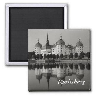 Schloss Moritzburg Sachsen Magnet
