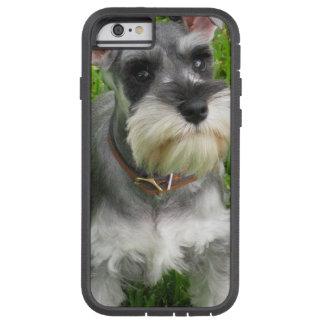 Schnauzerhund Tough Xtreme iPhone 6 Skal