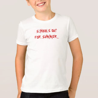 SCHOOL ÄR OUTFOR-SOMMAREN ..... T-SHIRTS