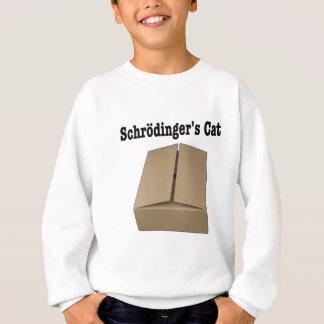 Schrodingers katt boxas tee shirts