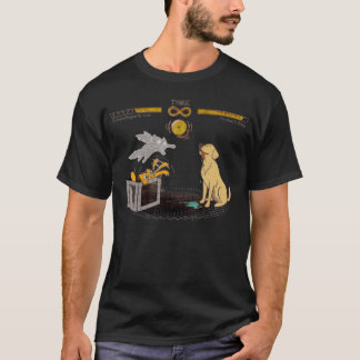 Schrodingers katt och Pavlovs hund T Shirts