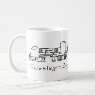 Schrodingers Zoo Kaffemugg
