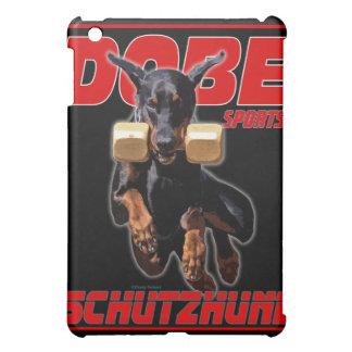 Schutzhund Dobermann- Dobe sportdesign iPad Mini Skal