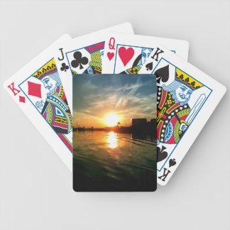 Schuylkill flodkortlek spelkort