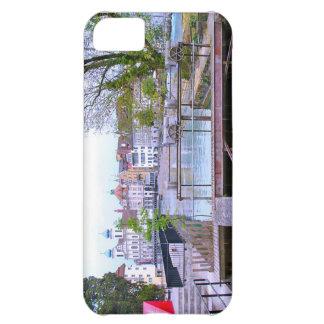 Schweitz Lucerne mal tävlingen iPhone 5C Fodral