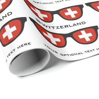 Schweitz skuggar den beställnings- text- & presentpapper