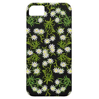 Schweizisk Edelweiss alpin blommaiphone case iPhone 5 Skydd