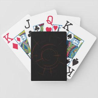 SciFidäck Spelkort