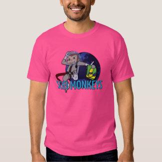 SciFien härmar logotypen T-shirt