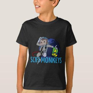 SciFien härmar logotypen Tshirts
