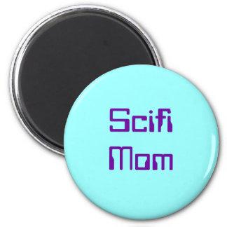 Scifimamma Magnet Rund 5.7 Cm