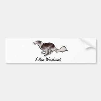 Scirocco Silken Windhounds Bildekal