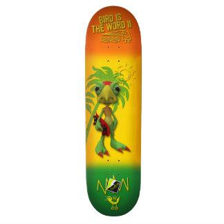 """Scolletta """"fågeln är däck 060 för ord IIEN"""" Old School Skateboard Bräda 18 Cm"""