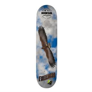 "Scolletta ""Freebird"" däck 099 Old School Skateboard Bräda 18 Cm"