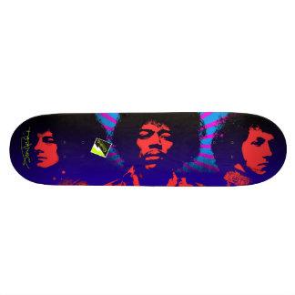 "Scolletta ""Hendrix II"" däck 017 Mini Skateboard Bräda 18,7 Cm"