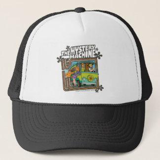 """Scooby-Doo   """"har det tänt"""" den grafiska Truckerkeps"""