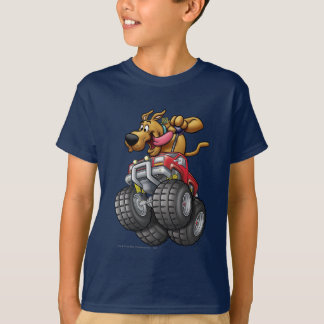 Scooby Doo monster Truck1 Tee Shirts