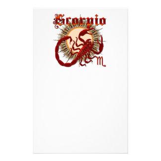 Scorpio-Design-1 Brevpapper