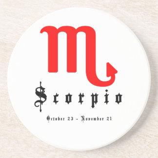 Scorpio Oktober 23 - November 21 Underlägg