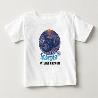 Scorpio - Zodiacbabyskjorta T-shirt