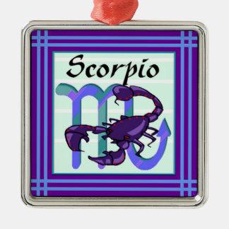 Scorpioprydnad Julgransprydnad Metall