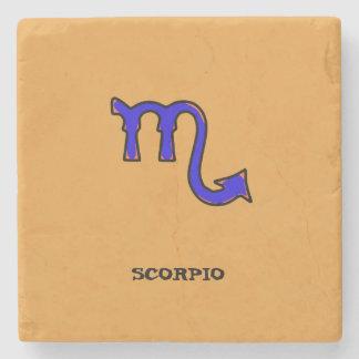 Scorpiosymbol Stenunderlägg
