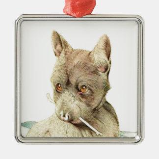Scotch Terrier för baby - GULLIG TOPPEN! Julgransprydnad Metall