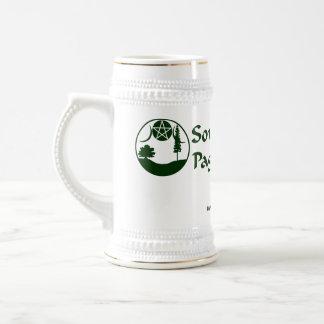 SCPN-logotyp - vit- & silveröl Stein Sejdel
