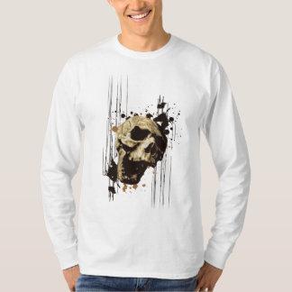 screamin'-skalle-droppandear t-shirt